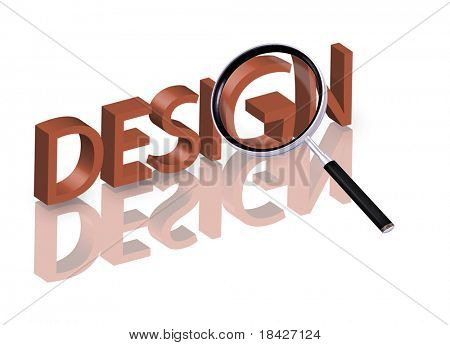 Magnifying glass button icon isolated on white design button design icon isolated on white modern design