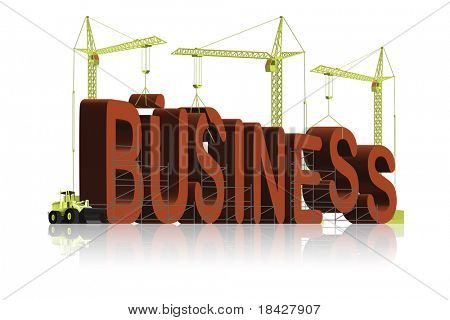business building create a company online website to sell your product be the manager and leader