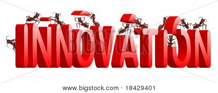 innovate invent create or develop invention innovation creativity leads to discovery of new product