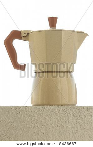 italian moka - stovetop for espresso