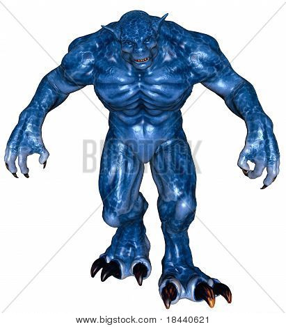 Fantasy Big Monster