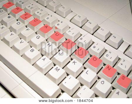 Computer Precautions