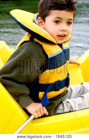 Steering The Pedalo