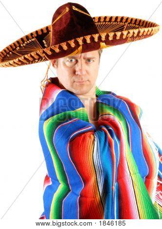 Man In Sombrero