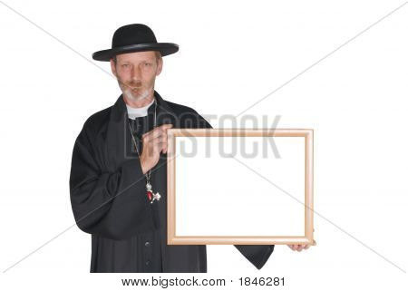 Advertising Priest, Father