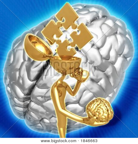 Golden Puzzle Mind