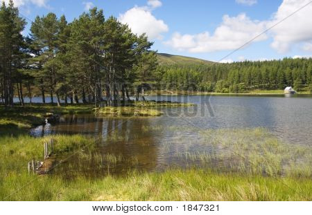 Auchintaple Loch
