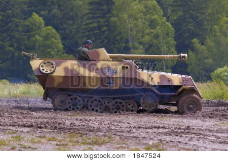 Sdkfz 251/22 Halftrack