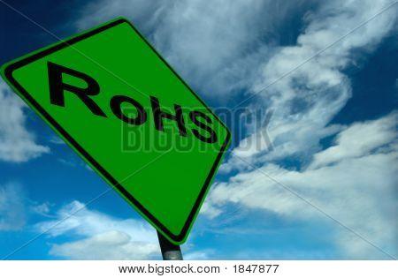 A Rohs Sign