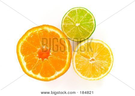 Wet Citrus Trifecta
