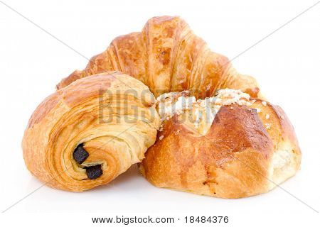 French bakery products