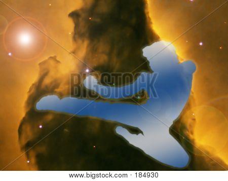 La nebulosa del retroceso