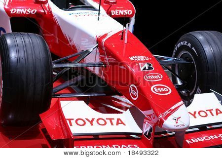 Fórmula 1 - Toyota