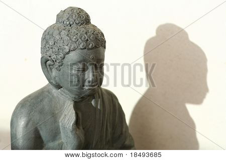 Estatua de Buda.