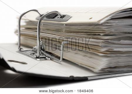Open File Folder