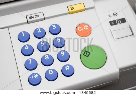 Copier User Interface