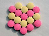 V Pills Shape
