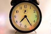 Retro Alarm Clock poster