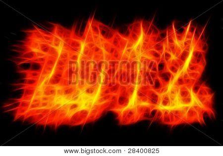 year 2012 fiery