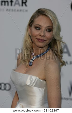 ANTIBES - MAY 20: Ornella Muti at the AMFAR Cinema Against Aids Gala at the Hotel Du Cap on  May 20, 2010 in Antibes, France