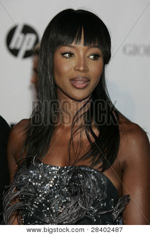 ANTIBES - MAY 20: Naomi Campbell at the AMFAR Cinema Against Aids Gala at the Hotel Du Cap on  May 20, 2010 in Antibes, France