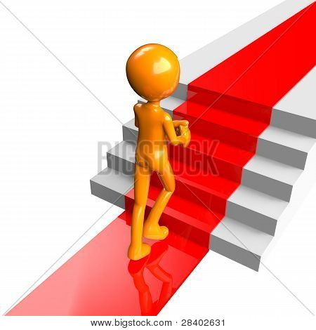 Walking Stairs