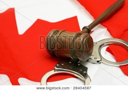 kanadische Zuständigkeit