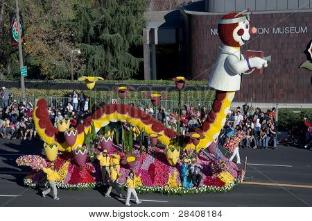 2012 Tournament of Roses Parade-Rotary