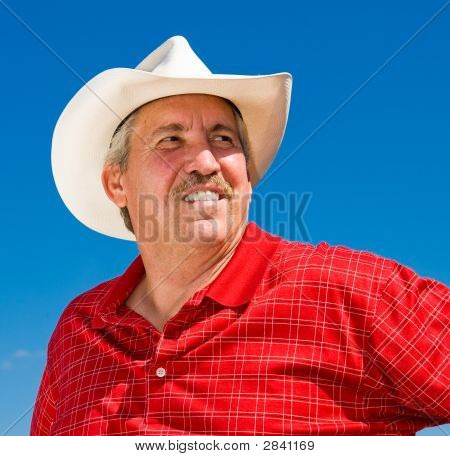 Confident Cowboy