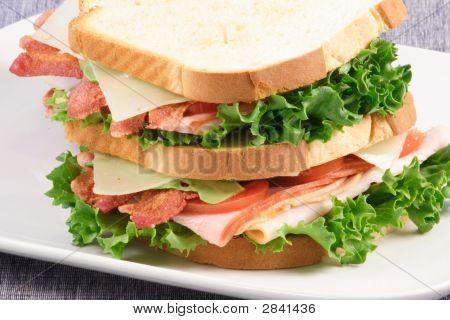 Club Healthy Sandwich