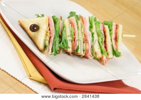 Catering Club Sandwich