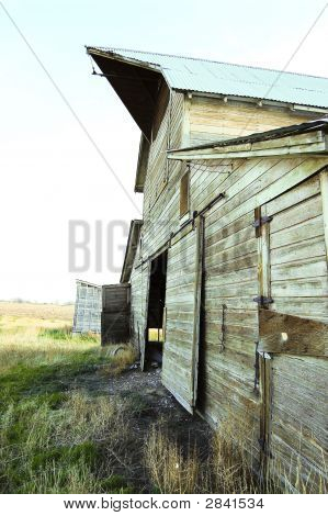 Rustic Old Barn