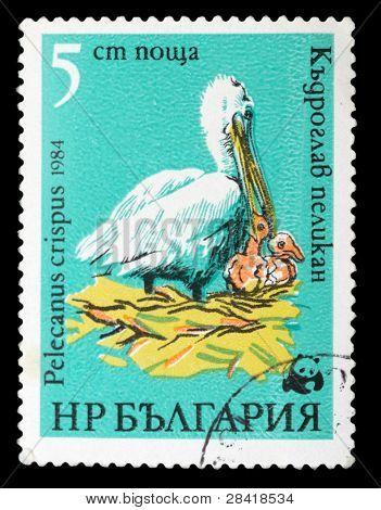 Posateg Stamp