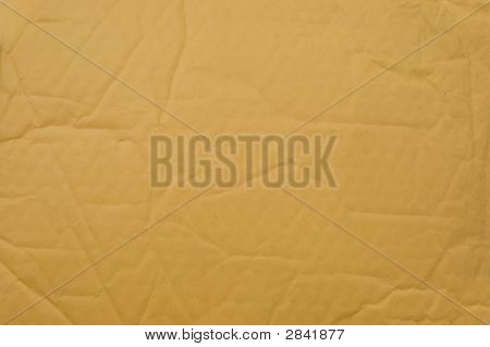 Paper Envelope Crinkled