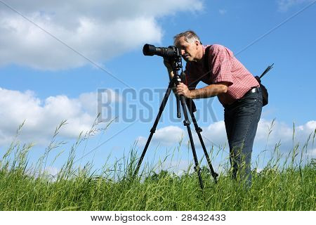 Man Photgrapher