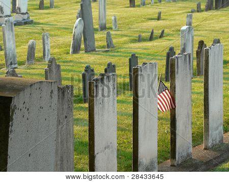 Lápidas soleados