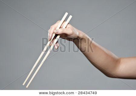 Correct Chopstick Useage