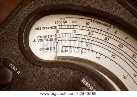 Old Multimeter