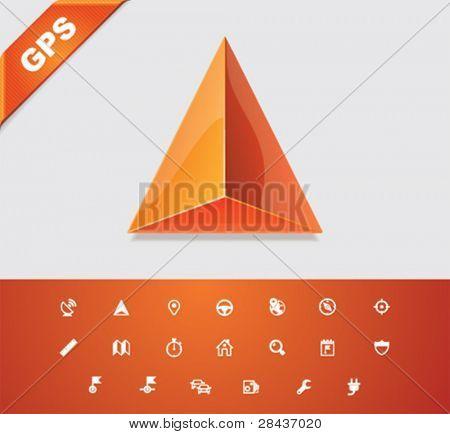 Universal glyphs 18. GPS 1