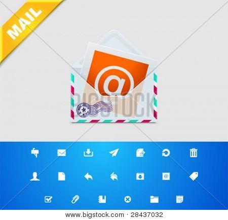 Universal glyphs 11. E-mail