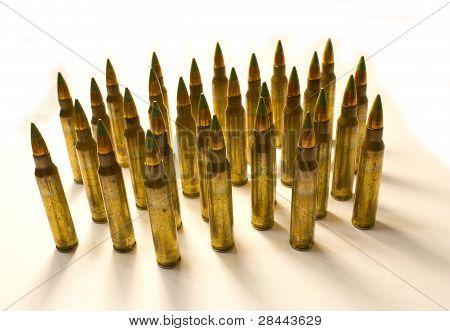 Military Assault Rifle Ammunition