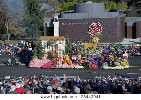 2012 Tournament of Roses Parade
