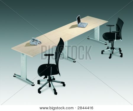 Office Desk 6