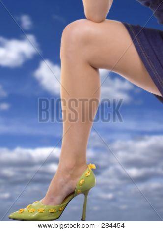 Pernas para sempre!