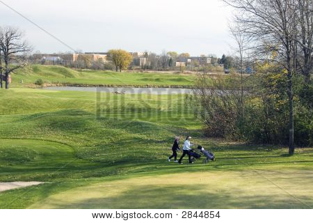 Urban Lady Golfers
