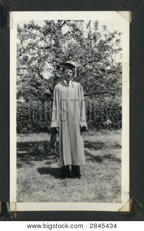Graduation Photo 1940