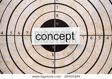 Concept Target