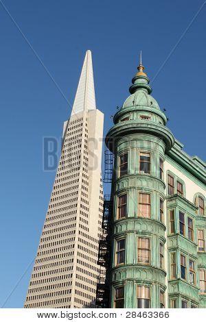 Landmark Building in San Francisco