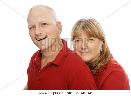 Happy Mature Couple