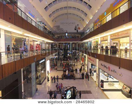 Dubai Mall in the UAE